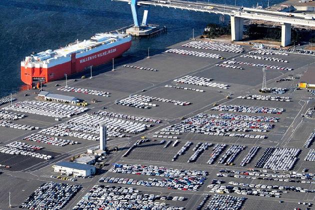 【レポート】米国の自動車輸入額が過去最高を記録