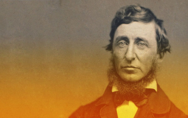 in the essay civil disobedience thoreau explains that he was put in jail for
