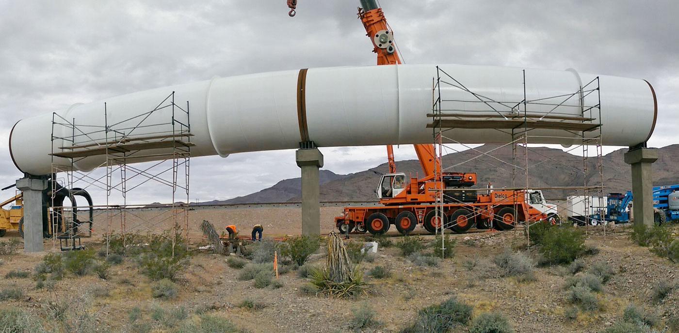 ¿Tu pedido de AliExpress al día siguiente? Con Hyperloop sería posible