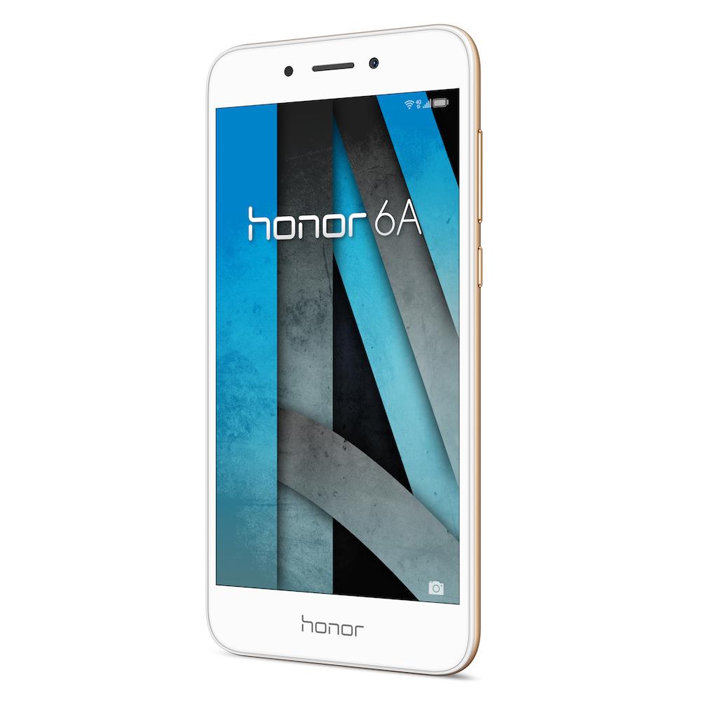 Honor 6A: diseño sencillo y buen rendimiento por menos de 170 euros