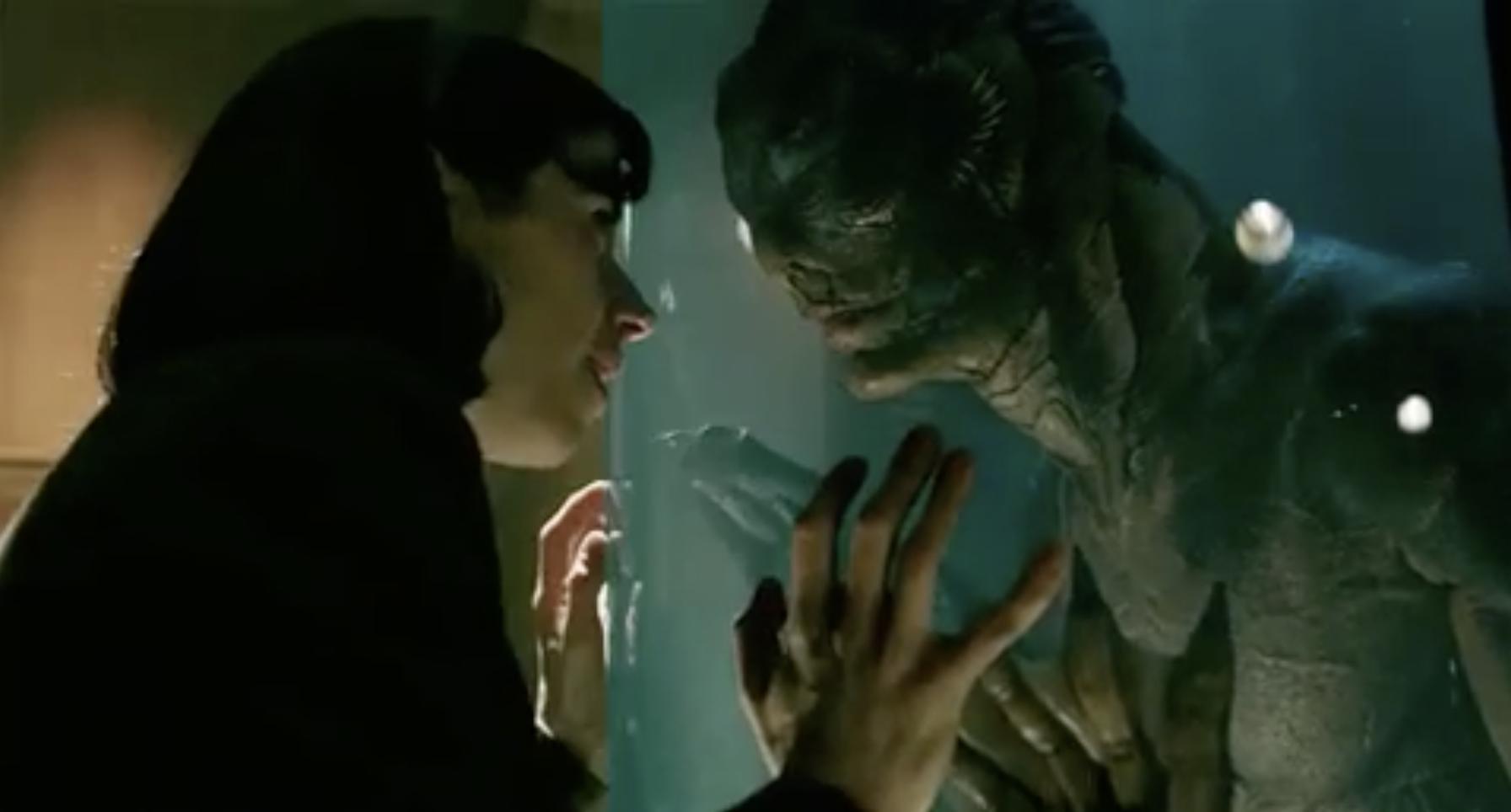 Por La Forma del Agua, Guillermo del Toro tiene otra noche sólida