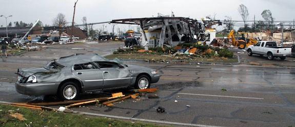 Mississippi Tornados