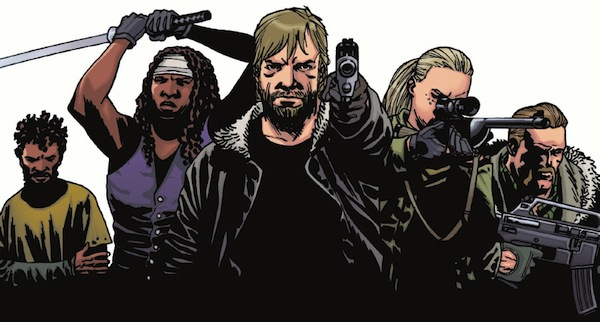 walking dead characters better in the comics, walking dead television comic comparison