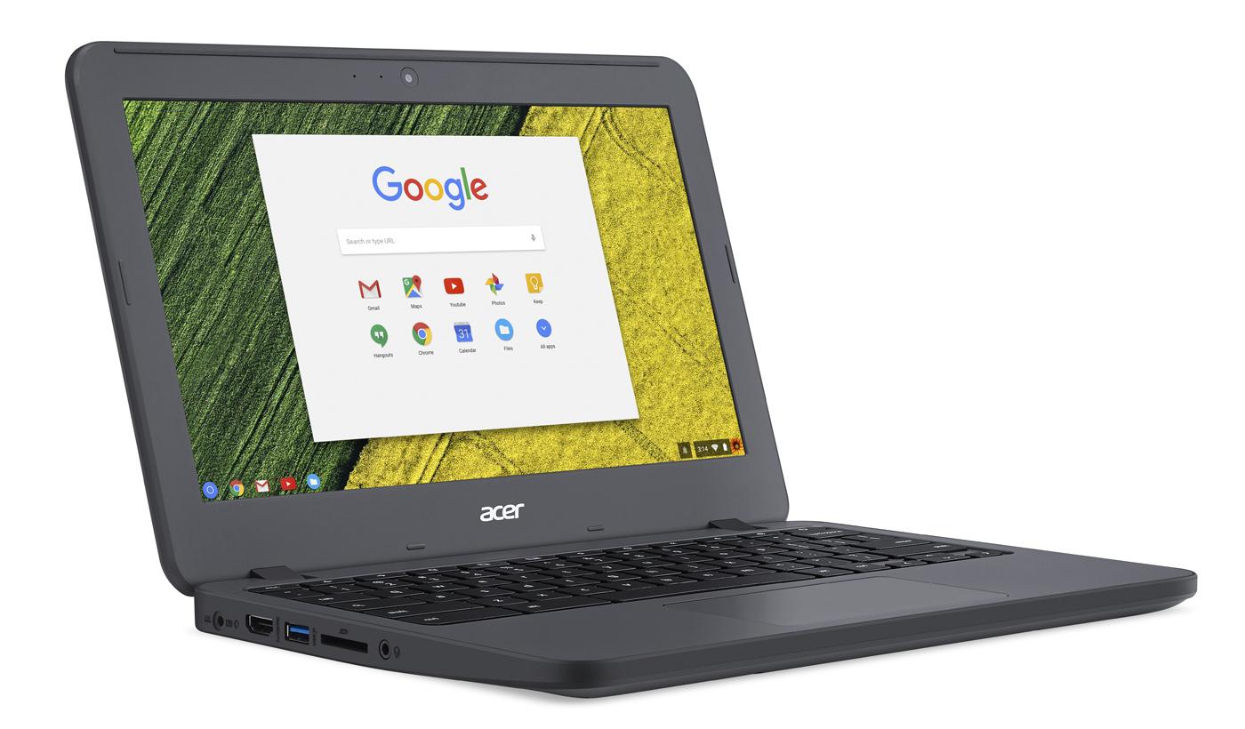 El nuevo Chromebook 11 de Acer es rugerizado