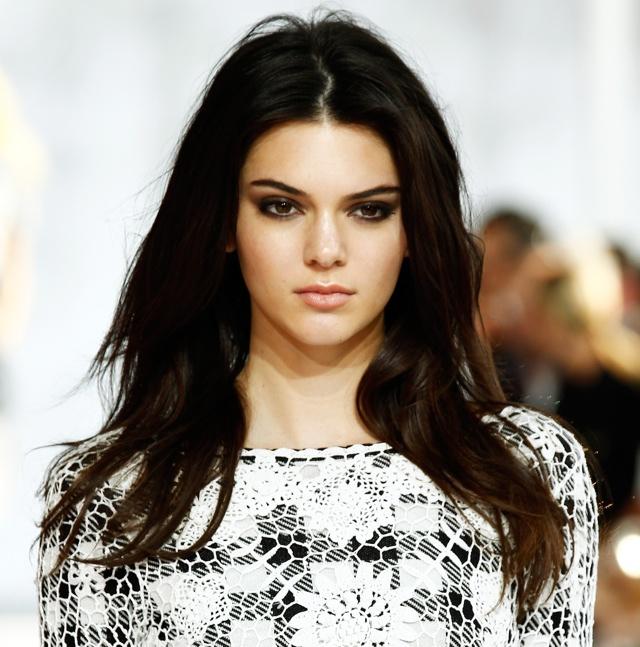 Kendall Jenner wows on Diane Von Furstenberg SS15 catwalk