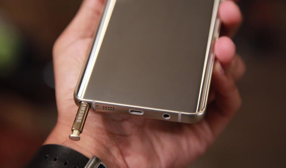 Rumor: El Samsung Galaxy Note 6 viene con 6 GB de RAM