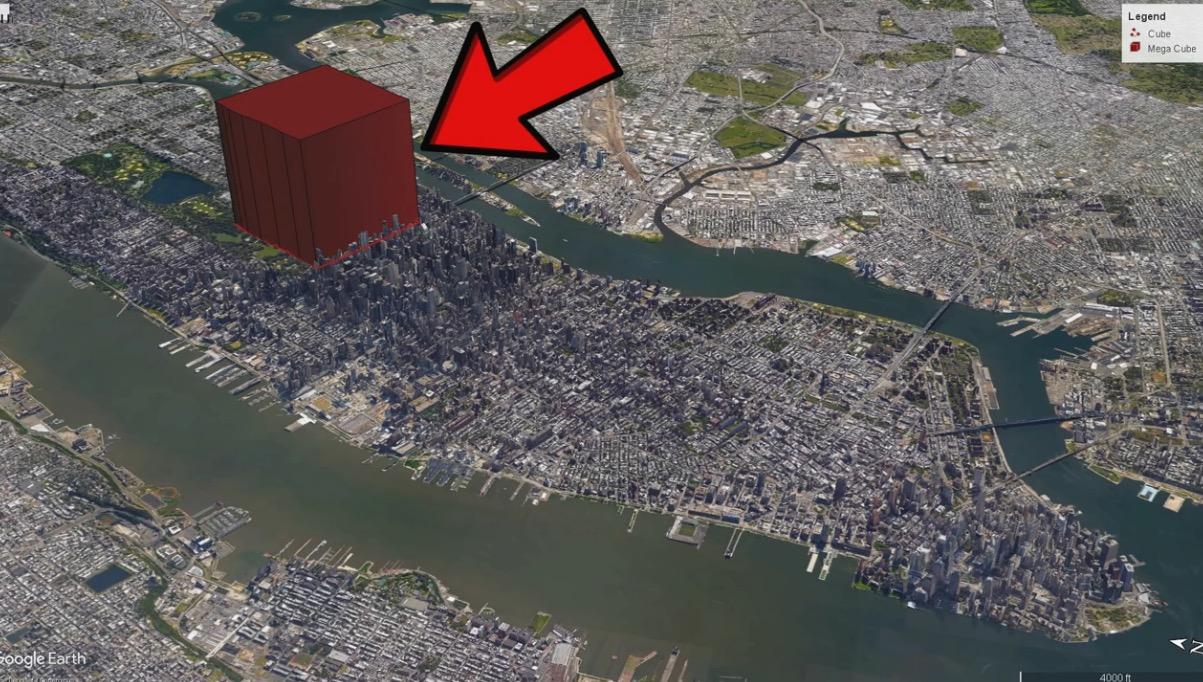 7,4 Mrd. Bewohner: Ein Haus für die gesamte Menschheit