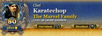 Karatechop