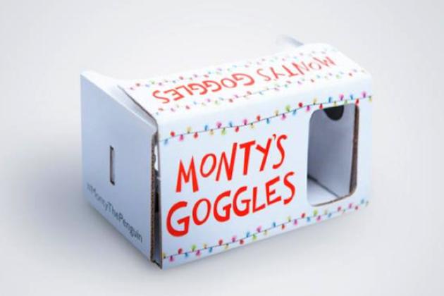 Monty's Goggles