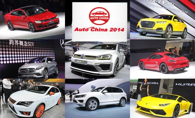 Auto China, Auto china 2014,   Beijing International Automotive Exhibition, Peking, Beijing motor show, Highlights, Galerie, BMW, Mercedes, Volkswagen, featured, Rundgang, messebericht, Gallerie, fotos, bilder