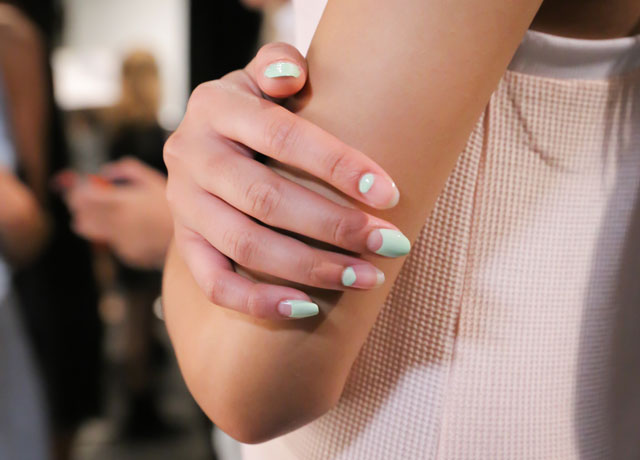 spring 2015 nail trends