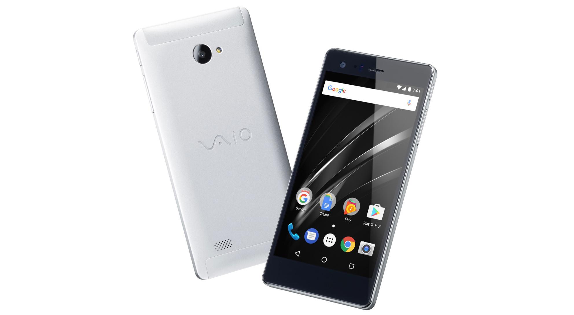 Este bonito VAIO con Windows 10 Mobile ha sido resucitado... para correr Android
