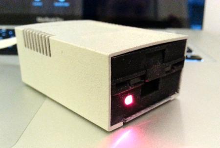 disk 2 reader
