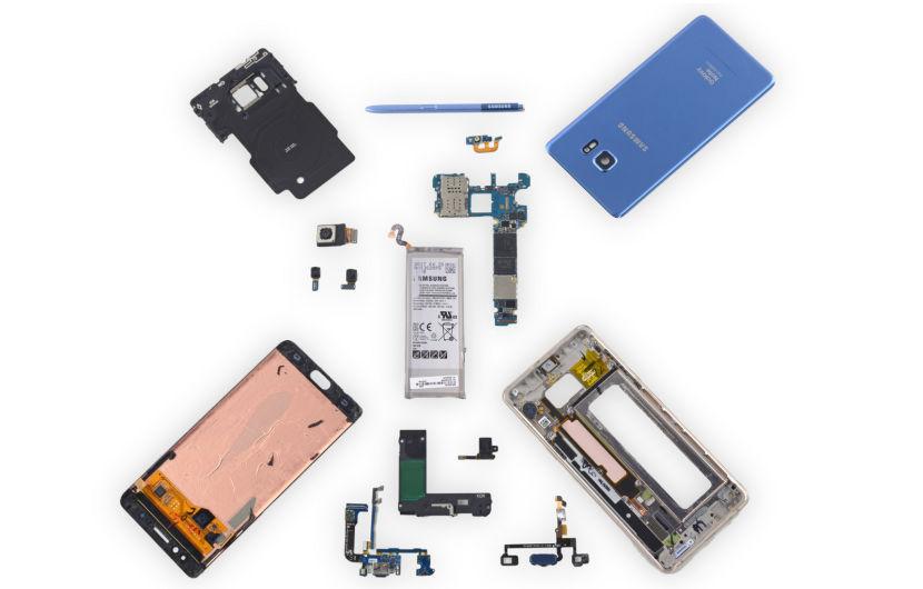 No todo es basura en el Galaxy Note 7