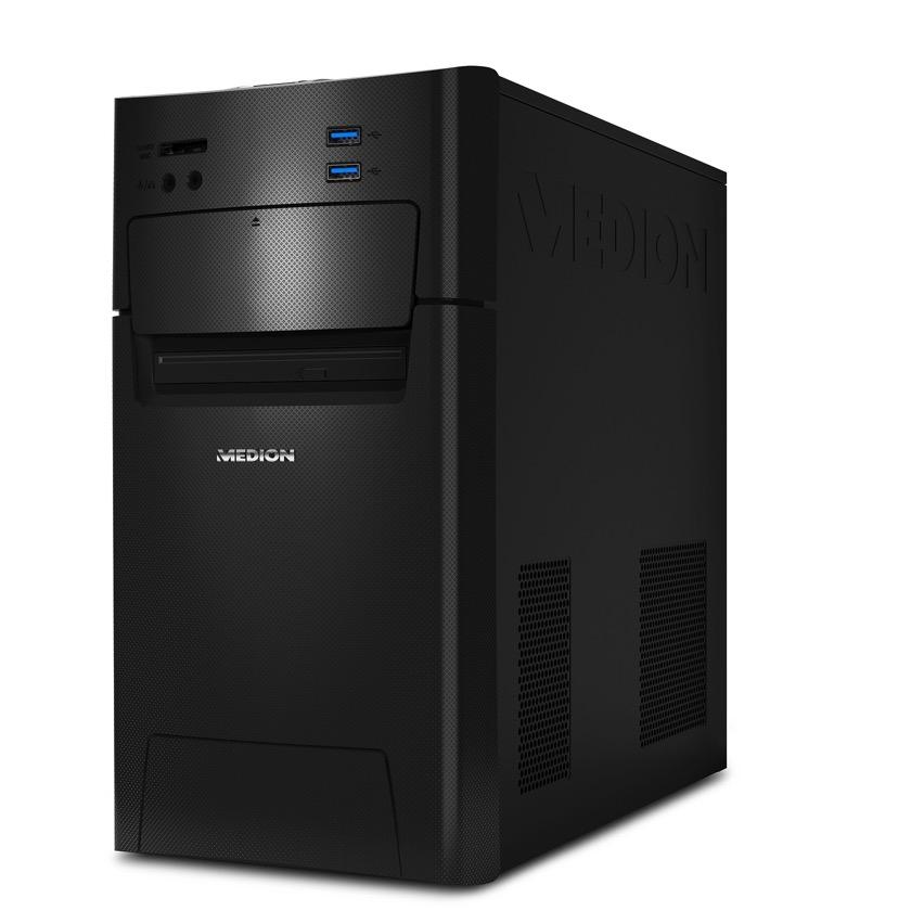 Medion P5360 E: Desktop-PC ab 24. Mai bei Aldi Nord