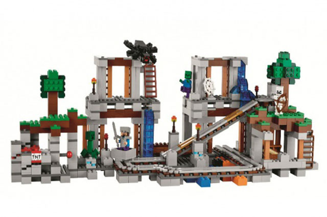 LEGO Minecraft sets for Christmas