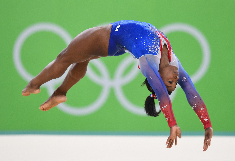 Summer Olympics, gymnastics