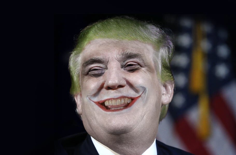 Meta-Comedy: Mark Hamill liest Trump-Tweets wie Joker