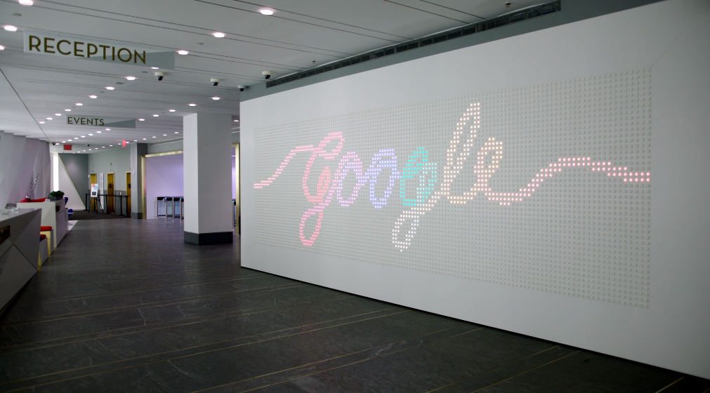 Google's new software lets anyone make interactive displays