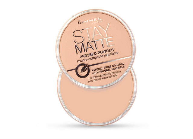 Rimmel London stay matte powder