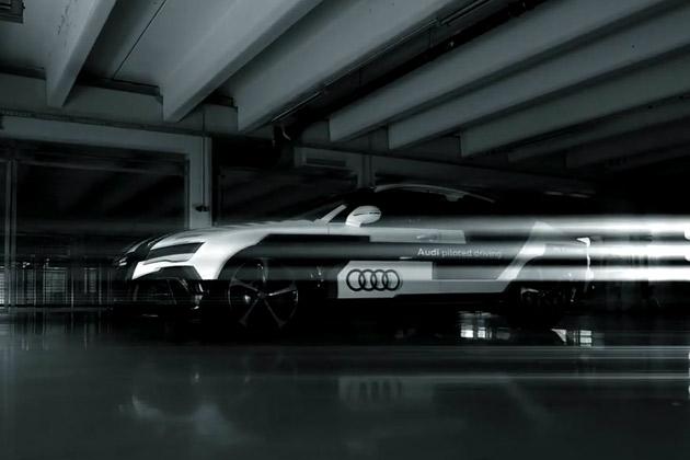 無人運転のアウディ「RS7」、ホッケンハイムで4ドア車最速記録の更新なるか!?