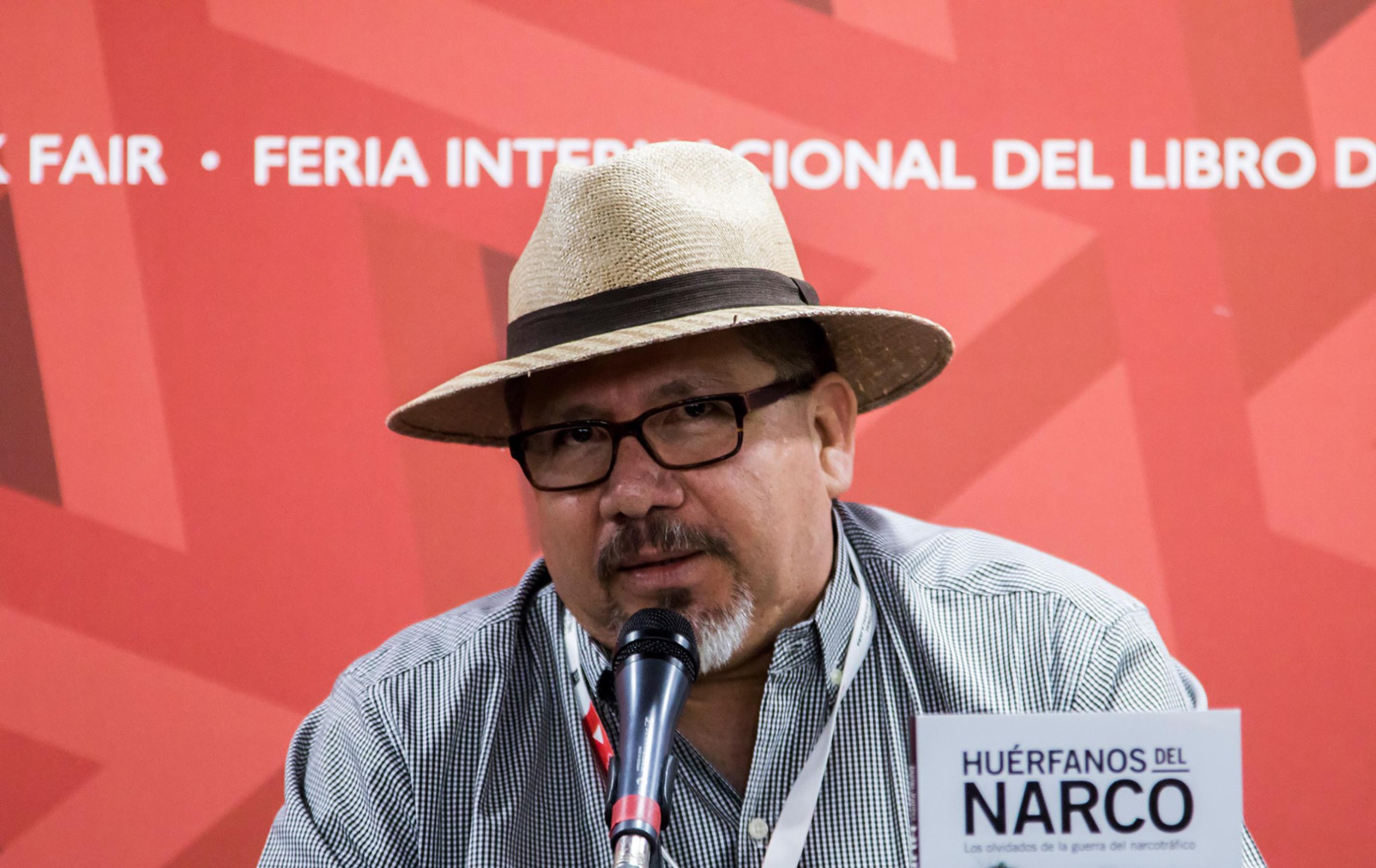 Exigen justicia por la muerte de Javier Valdez — Galería