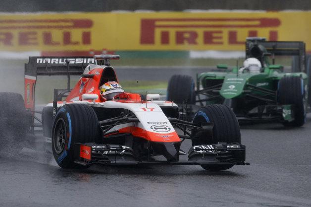 マルシャが破産申請 ケータハムと共にF1アメリカGPを欠場へ