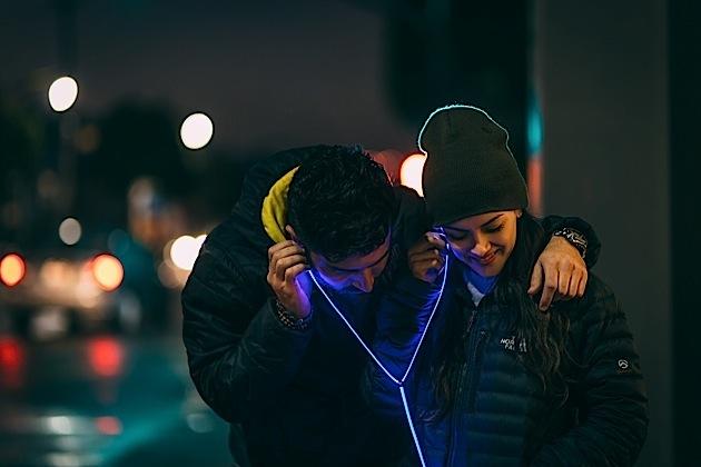 laser headphones