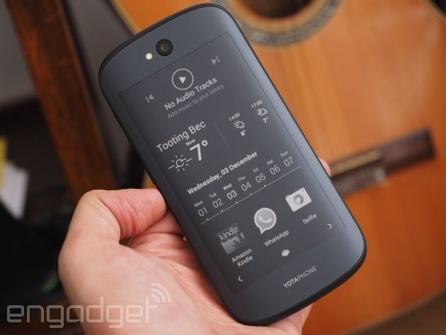 YotaPhone 2 review: niche and expensive, but seriously cool