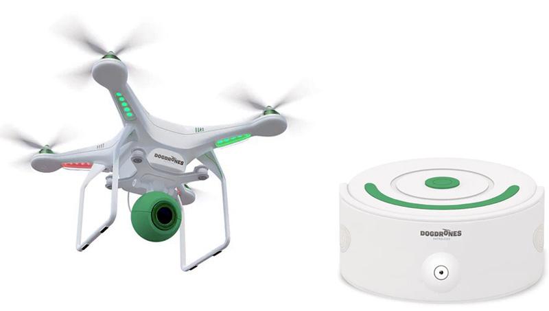 Drohnen sollen Hundehaufen aufsammeln