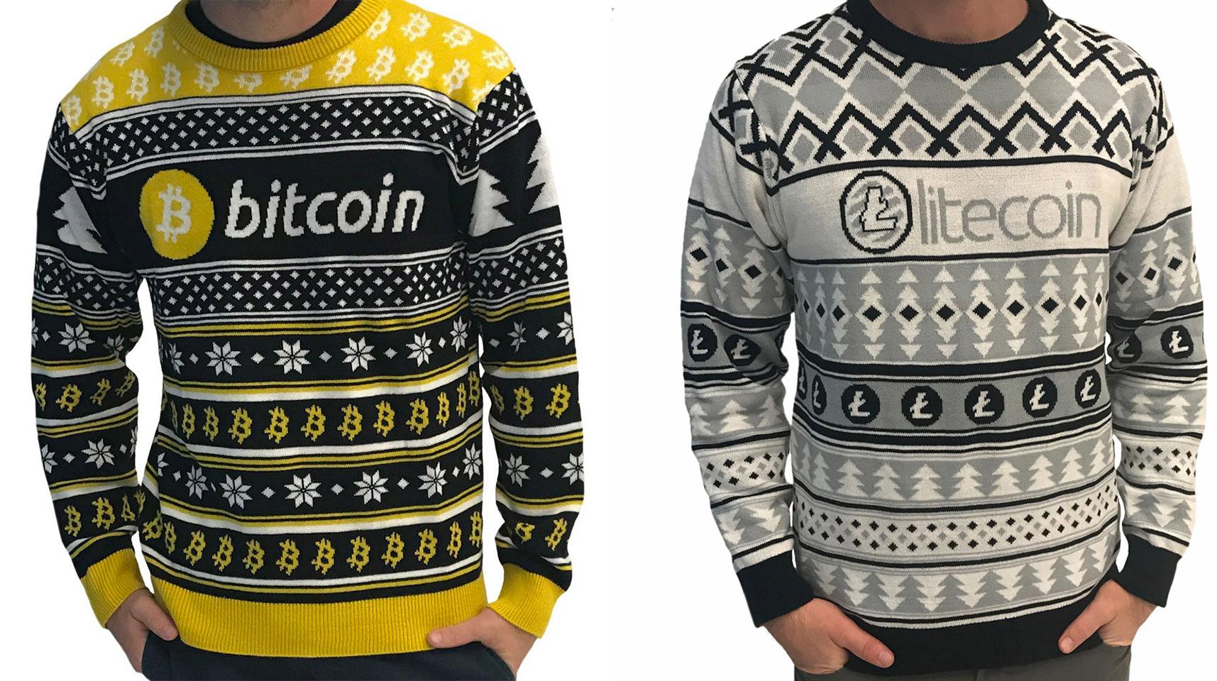 Bitcoin ist tot, es lebe der Bitcoin-Norwegerpulli!