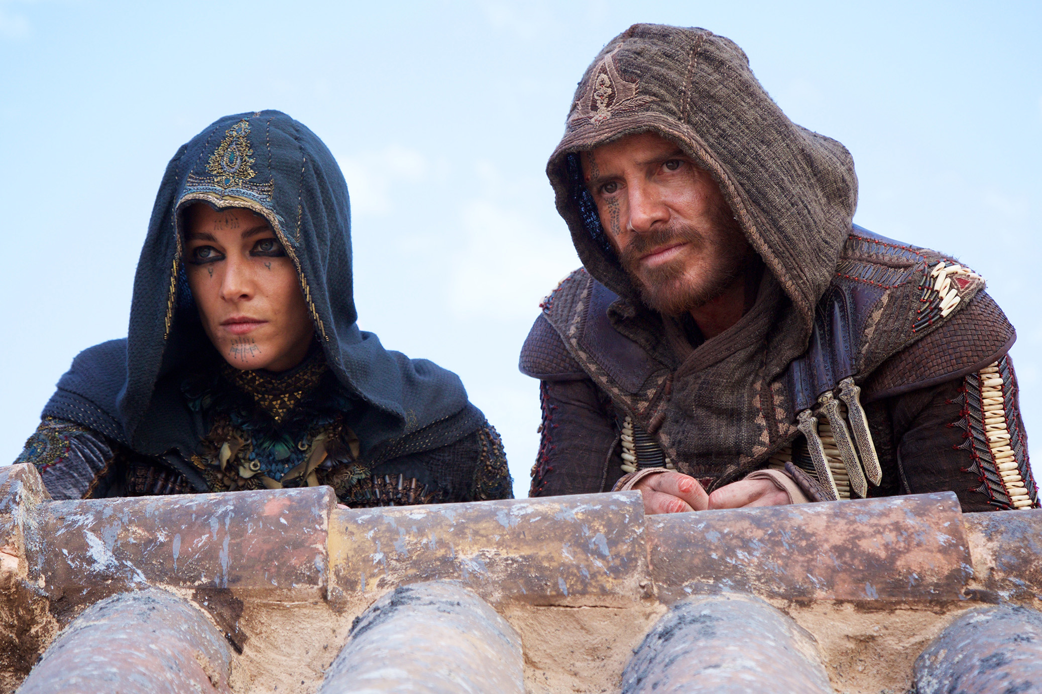 The trailer for the Assassin's Creed movie is here