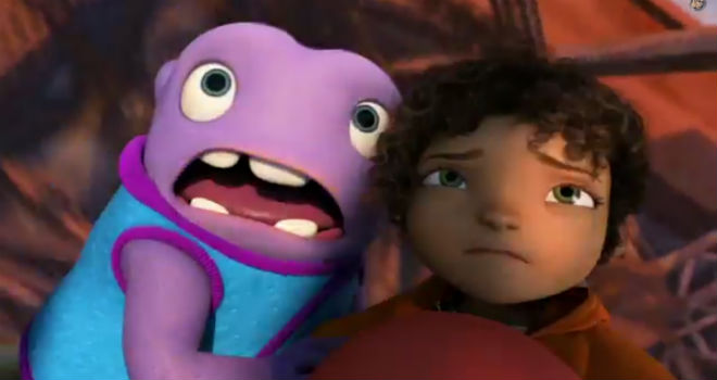 home trailer dreamworks