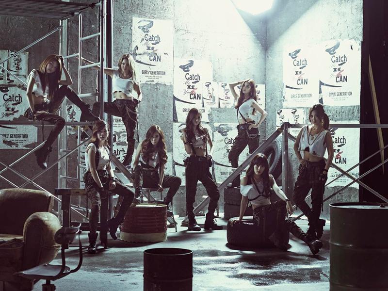 少女時代、ニュー・シングルのMVが4月10日(水)に日韓で同時公開