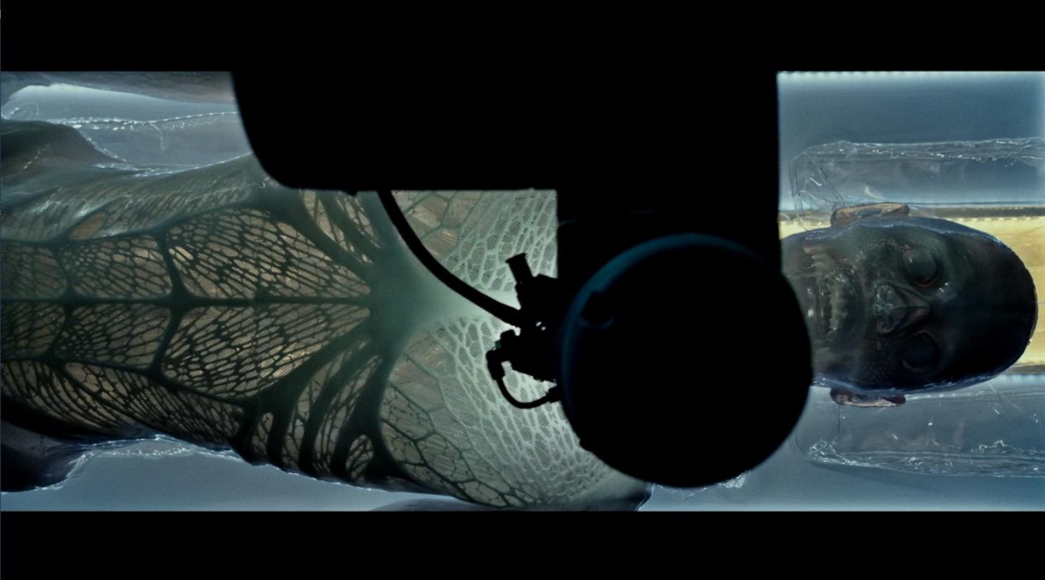 Die Geburt des Androiden aus dem nächsten Alien-Film
