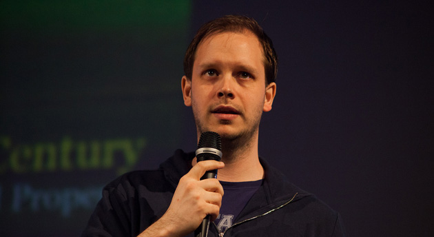 Peter Sunde of The Pirate Bay