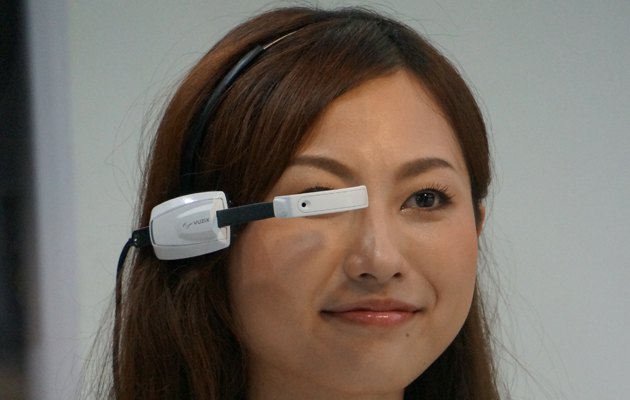 Vuzix's smart glasses now talk to your iPhone
