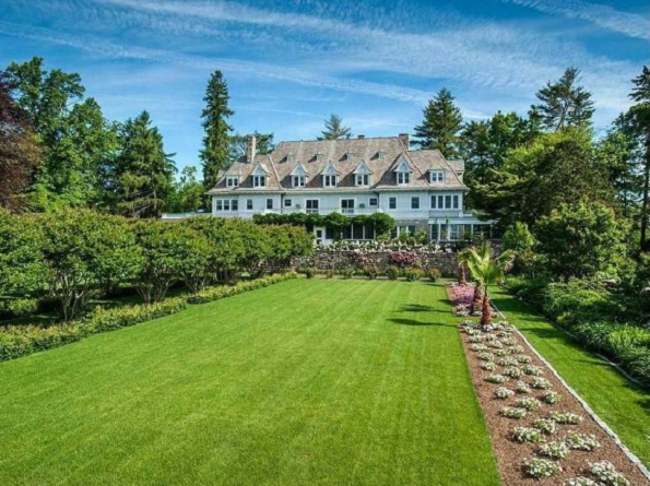 Copper Beech Estate Sets Record, Selling for $120 Million