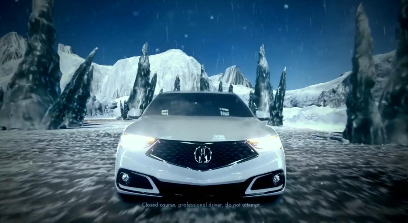Heute Nacht um 2 Uhr: Acuras Augmented-Reality-Rennen im Livestream
