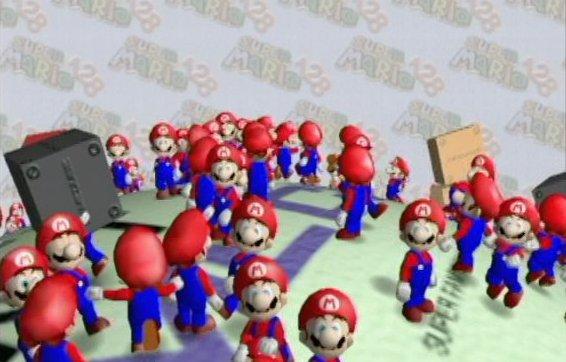 Video Game Creepypasta: Mario 128