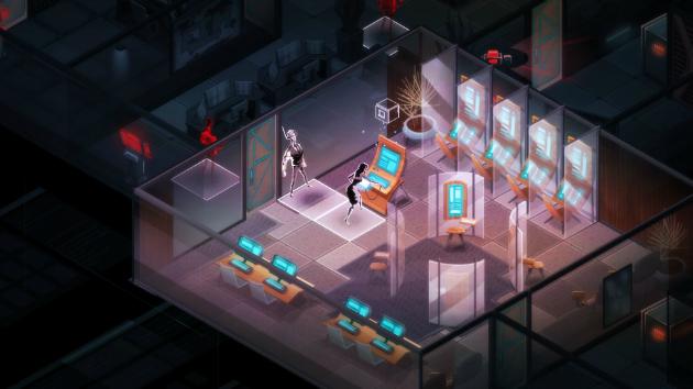 Retro-futuristic stealth game 'Invisible, Inc.' hits Steam in May