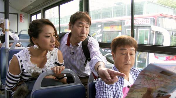 和製ミッドナイト・ランかよ!テレ東人気旅番組『ローカル路線バス乗り継ぎの旅 THE MOVIE』予告編