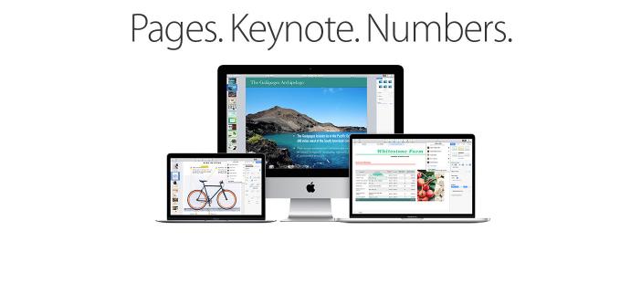 Ab jetzt gratis: GarageBand, iWork (Pages, Numbers, Keynote) für iOS und macOS