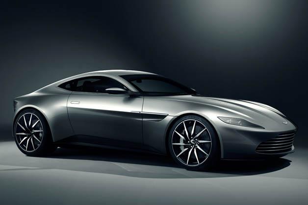 【レポート】新型ボンドカー、アストンマーティン「DB10」のベースは「V8ヴァンテージ」!?