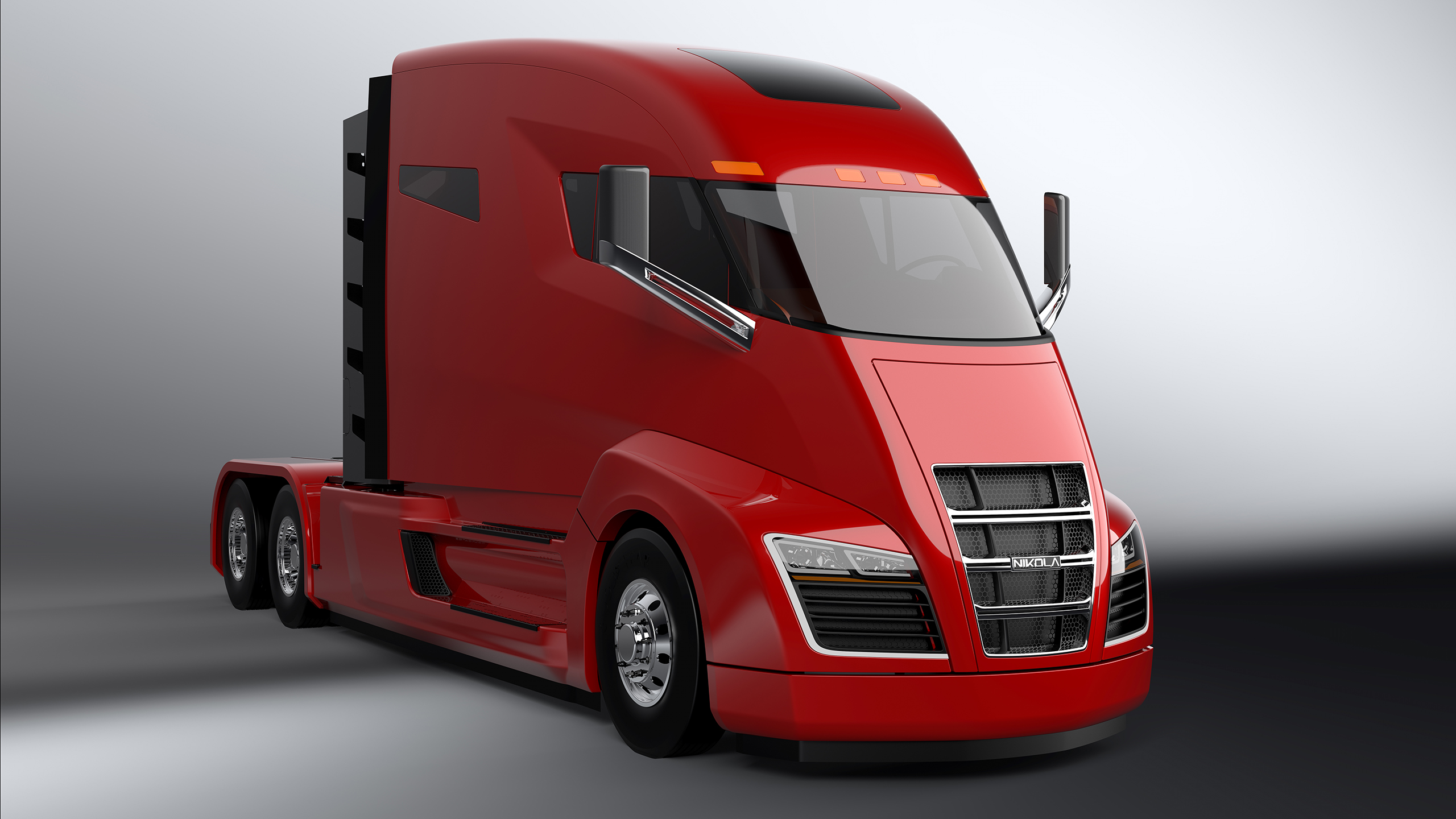 Nikola Motor Company wants to be the Tesla of trucking