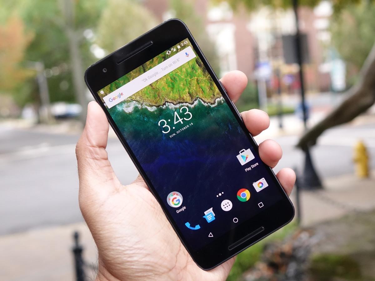 Google tiene 350.000 dólares para quien consiga hackear un Nexus