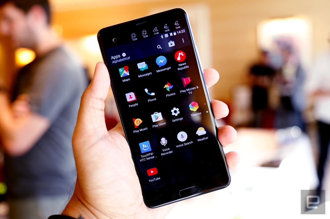 HTC apuesta por la pantalla secundaria en su nuevo U Ultra