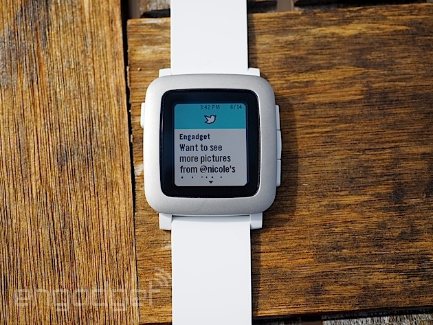 Pebble Time review: an underdog among smartwatches