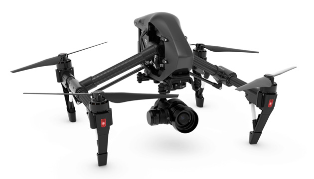 DJI's latest drones are made for 4K video pros