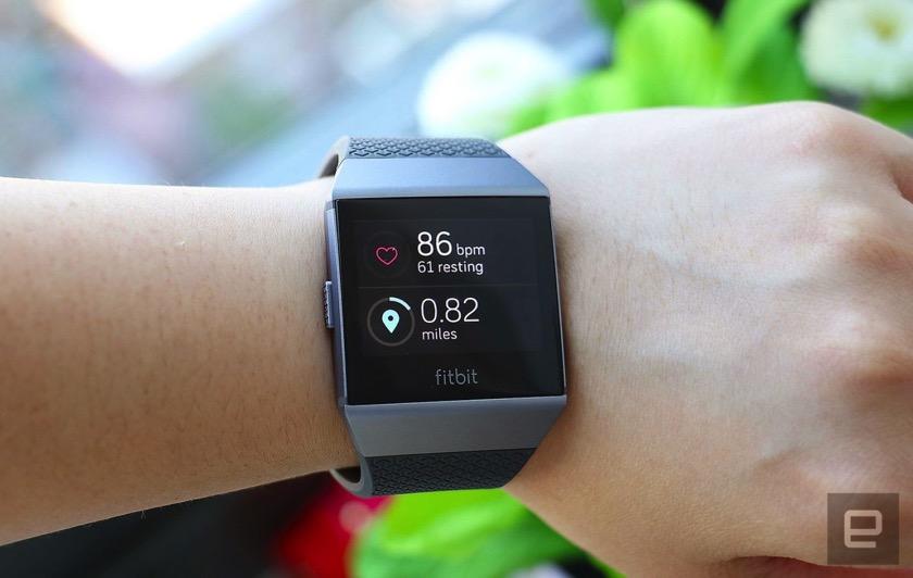 Fitbit expandiert im Gesundheits-Sektor